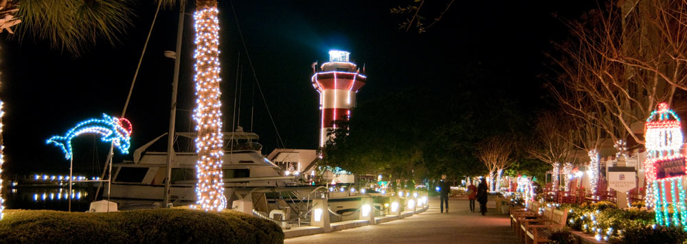 Harbour Town Lights