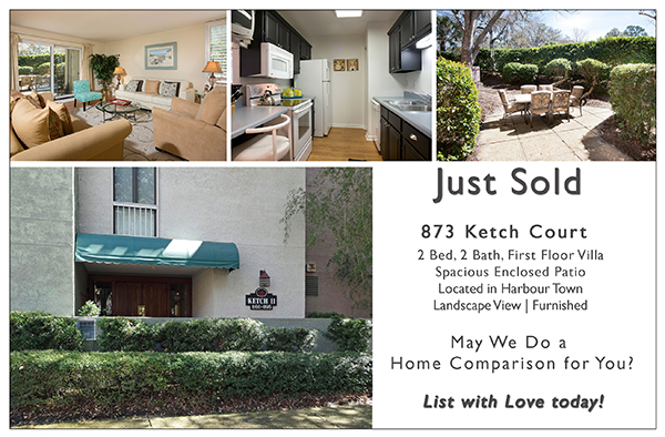 Just Sold ~ 873 Ketch Court