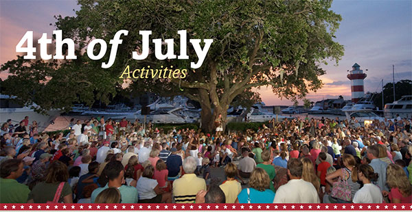 4th of July Activities at the Sea Pines Resort